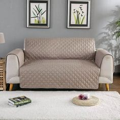 Cheap Sofa Cover, Buy Directly from China Suppliers:Solid color sofa Cover Washable Removable Towel Armrest couch Covers Slipcovers couch Dog Pets Single/Two/Three Seater Best Couch Covers, Best Sofa, Chair Covers, Pallet Sofa, Pallet Furniture, Furniture Projects, Washable Sofa Covers, Dog Couch, Cuddle Couch