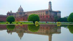 Rashtrapati Bhavan in New Delhi, | Expedia