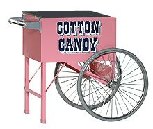 Where to find COTTON CANDY CART in Stevens