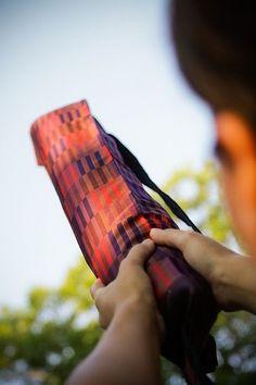 Yoga Bag made from Marimekko Fabric $30