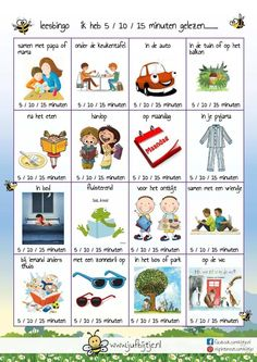 """Beste meesters en juffen, Om het lezen thuis te stimuleren op een leuke manier heb ik een leesbingo kaart gemaakt. Kinderen kunnen hiermee lekker op verschillende manieren, tijden en plekken lezen en het """"spel"""" spelen. Deze leesbingo is om voor een vakantie mee te geven en de kinderen actief aan het lezen te krijgen en houden op een leuke manier. Ik hoop dat de …"""