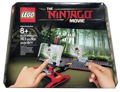853702 The LEGO Ninjago Movie Maker Set : premiers visuels: On pouvait s'y attendre, le set 853702 The LEGO Ninjago Movie Maker Set… #LEGO