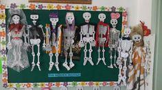 Fen ve Teknoloji.İskelet Güzellik Yarışması.CANNUR. Cannur Haznedar 5th Grade Science, 5th Grades, Education, Halloween, Fifth Grade, Teaching, Training, Educational Illustrations, Halloween Stuff