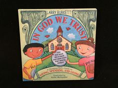 In God We Trust A Christian Kid's Guide to Saving