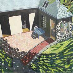 Daniel Heidkamp via New American Paintings