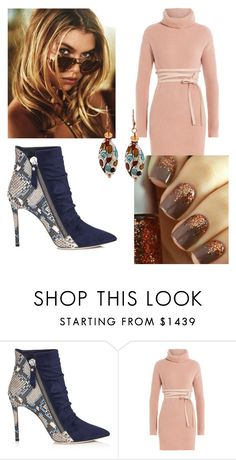 """""""fall"""" by kristiegarn ❤ liked on Polyvore featuring Valentino and Charming Life"""