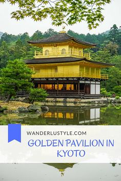 If you're around Kyoto, Japan. Don't forget to check out the Golden Pavilion… Winter Travel, Summer Travel, Asia Travel, Solo Travel, Amazing Destinations, Travel Destinations, Travel Photos, Travel Tips, Budget Travel