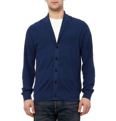 PS by Paul SmithTextured-Knit Cotton Cardigan MR PORTER