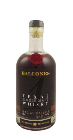 Balcones Texas Single Malt Whisky | AstorWines.com