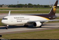 UPS  Boeing 767-34AF(ER)