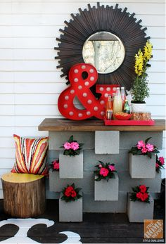 Outdoors :: Deck Decor Inspiration