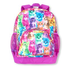 Photo-Real Kittens Backpack