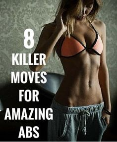 8 Killer Moves For Amazing ABS | Medi Villas
