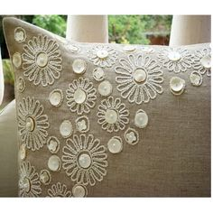 Elegance Throw Pillow Covers 20x20 Inches by TheHomeCentric