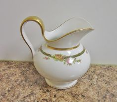1917 Antique T & V Limoges Fine Porcelain Gold by DebsPickerSouL