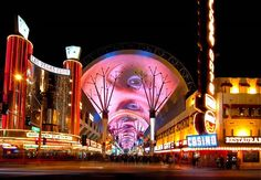Freemont Street, Las Vegas #vegas #travel #vacation #lasvegas