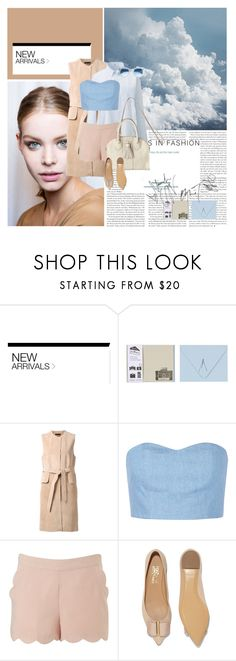 """paper pastries"" by quiquaeritreperit ❤ liked on Polyvore featuring Gap, The Row, Julien David, Lipsy, Paul & Joe, J.Crew and fringebag"