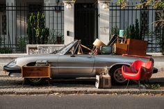 Ponadczasowa wygoda i styl: fotele klubowe, biurowe i wypoczynkowe vintage z całego świata.