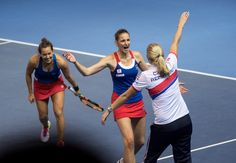 #Champions Fed Cup, Champs, A Team, Athlete, Battle, Running, Petra, Celebrities, Sports