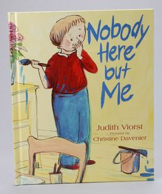 Take a look at this Nobody Here But Me Hardcover by Book Boutique on #zulily today!