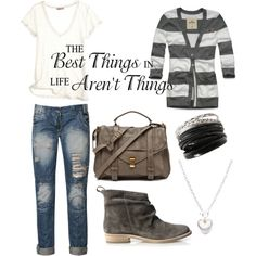 Be Basic, created by patricia-teixeira on Polyvore