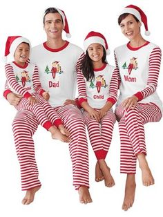 ZXZY Christmas Children Adult Family Matching Family Pajamas Sets Sleepwear  Outfit Family Pajama Sets ae3ebea08