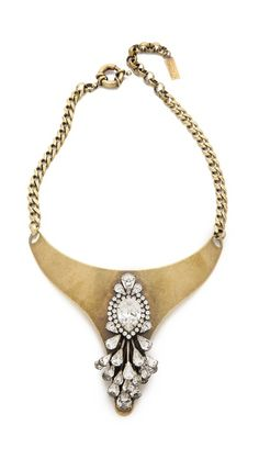 AUDEN HARPER NECKLACE