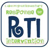 TONS of RTI forms, documentation methods, progress monitoring, etc