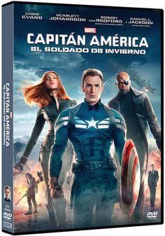 CAPITÁN AMÉRICA: El soldado de Invierno. Dirigida per  Anthony and Joe Russo. Marvel, 2014.