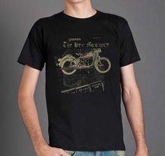 Camiseta de Moto - Machine Cult - Kustom Shop - Camisetas de carro e moto