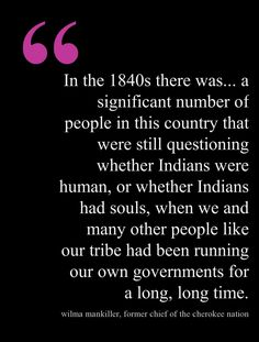 """""""Rebuilding the Cherokee Nation"""" Wilma Mankiller, former Chief of the Cherokee Nation, gave this talk on April 2, 1993 at Sweet Briar College."""