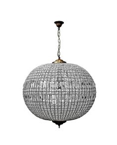 Palermo Hanging Lamp or Chandelier – Allissias Attic & Vintage French Style