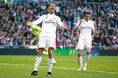 """Ancelotti ameniza clima tenso entre CR7 e Bale: """"Relação entre eles é boa"""" #globoesporte"""