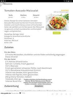 Avocado, Vegan, Salads, Tomatoes, Fresh, Crickets, Cooking, Simple, Recipies