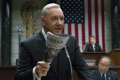 """The head of a security company that worked on the set of the Netflix hit drama series """"House of Cards"""" for one season before its contract was terminated, accused disgraced Hollywood star Kevin Spacey of racism, the Daily Mail reported on Monday. Kevin Spacey, Frank Underwood, Ashley Cain, Bizarre Videos, Van Jones, Phillip Schofield, Cult Of Personality, New Netflix, Latest World News"""
