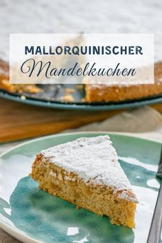 Mallorcan almond cake - juicy light - without any flour - OMG, how delicious does this juicy almond cake taste? Everyone loves the fluffy almond cake, it is - Best Brownie Recipe, Brownie Recipes, Cookie Recipes, Easy Nutella Brownies, Fudgy Brownies, Delicious Chocolate, Chocolate Flavors, Easy Cake Recipes, Sweet Recipes