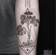 Tattoo Tree