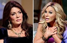 When Lisa Vanderpump snubs Adrienne Maloof, payback is a shrub Adrienne Maloof, Lisa Vanderpump, Housewives Of Beverly Hills, Real Housewives, Reality Tv, Housewife, Shrub, Movies, Stay At Home Mom