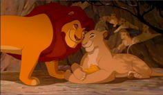 aww -- so cutesie. love the lion king!