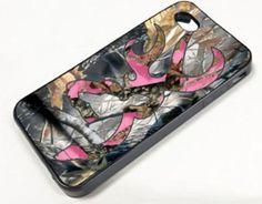 Redneck country girl symbol iPhone 4/4s case