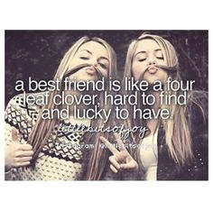 I am the luckiest person to have as my sis, bae, and bff. Love My Best Friend, Bestest Friend, Best Friends For Life, Friends Are Like, Best Friend Goals, Best Friend Quotes, Best Friends Forever, Bff Goals, Friend Sayings