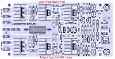 Best Low Power Amplifier Circuit Diagram using yiroshi power amplifier layout, 1000 watts audio amplifier circuit, 10000 watts power amplifier circuit diagram, Crown Amplifier, Class D Amplifier, Car Audio Amplifier, Electrical Engineering Books, Circuit Board Design, Electrical Circuit Diagram, Electronic Circuit Projects, Electronic Schematics, Powered Subwoofer