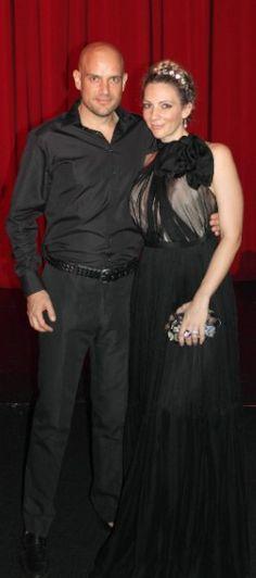 Manuel Rivera de Grupo Expansión y Zarina Rivera #EMD2013