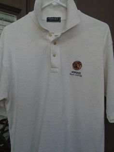 0f61deab Original Clothing Advertising (1980-Now) | eBay. Versace Jeans  CoutureMedusa HeadPolo ...