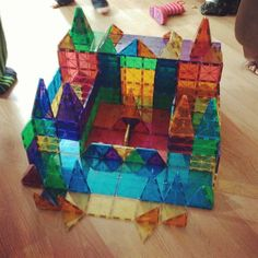 36 hours later and these Magna-Tiles are still the most played with you by all 5 kids including the nearly 11 year old.