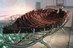 Incredible Archaeological Discoveries- The Sea of Galilee Boat is an ancient fishing boat from the century CE (the time of Jesus Christ) Archaeological Discoveries, Archaeological Finds, Jesus Sacrifice, Sea Of Galilee, Mystery Of History, 1st Century, Ancient Artifacts, Ancient History, Archaeology