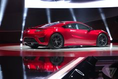 The new Acura NSX is finally here | The Verge
