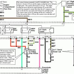 Power Stroke 6.0L Engine Wiring Diagram Ford Powerstroke