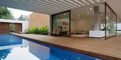 Music Meets Nature Santa Amaro House by Isay Weinfeld 4