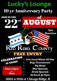 Red Rebel County  chicagolandirishbagpipers.com